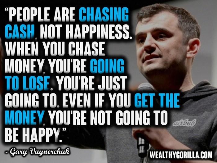 Gary Vaynerchuk - Happiness